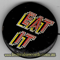 Eat It Pin