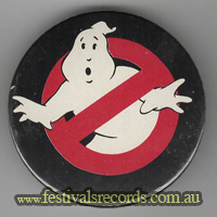 Ghostbuster Pin