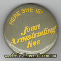 Joan Armatrading here she i