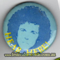 Leo Sayer Here Buttons