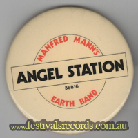 Manfred Mann Angel Station