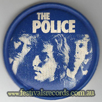 Police1 Pin