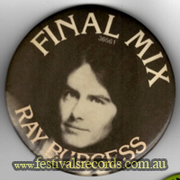 Ray Burgess Final Mix Button