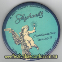 Skyhooks Pin