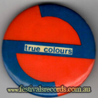 Split Enz True Colours Red