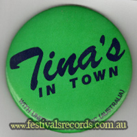 Tinas in Town Pin