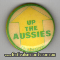 Up The Aussies FM Buttons