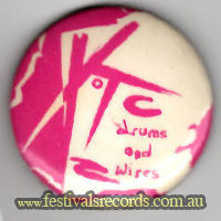 XTC Drums Wires Buttons